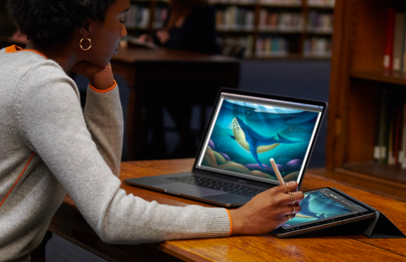 iPad en macOS Catalina